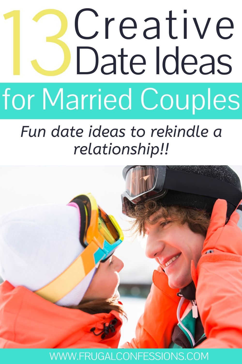 13 Creative Date Ideas for Married Couples (Add SPICE back, Tonight!)