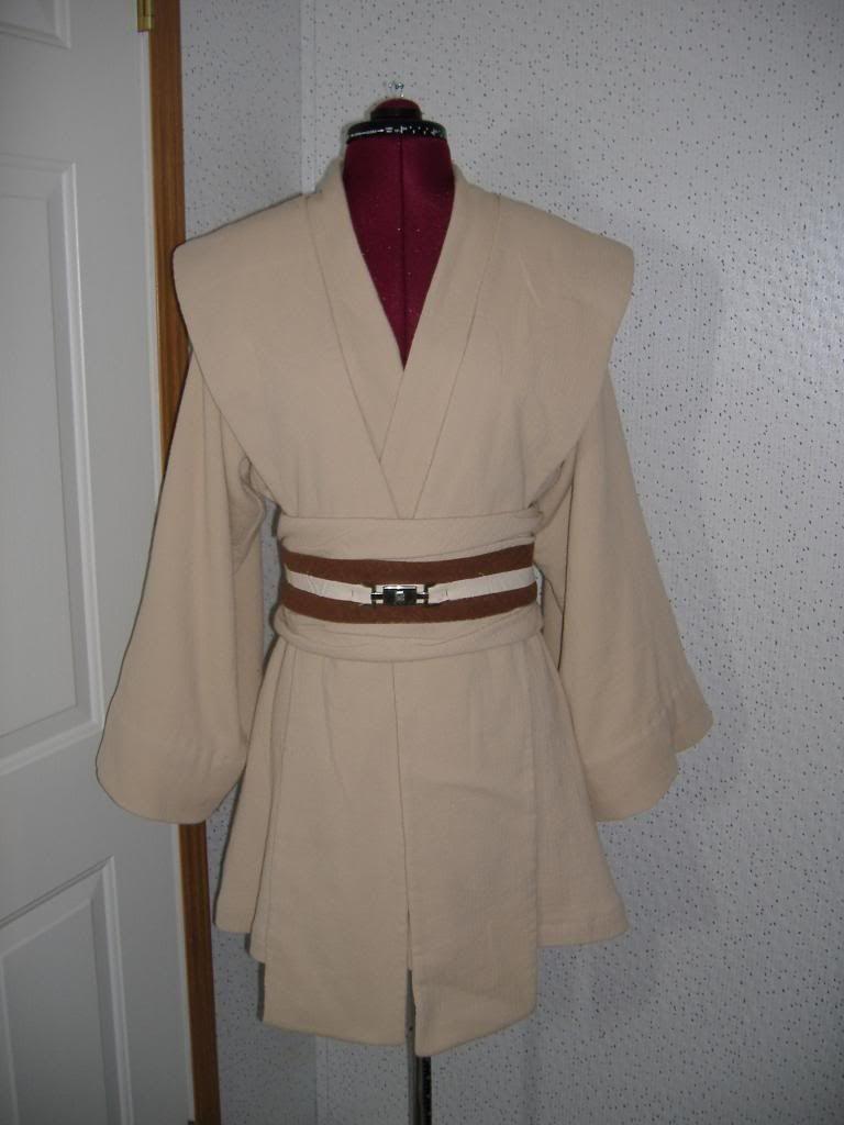Jedi tunic with 2.5\