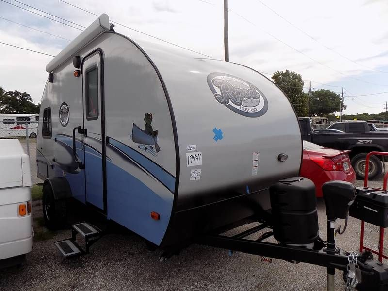 2018 Forest River R Pod Rp 176 For Sale Sherman Tx Rvt Com