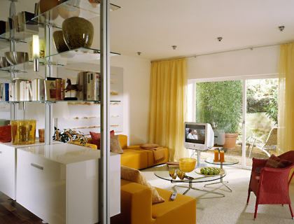 raumteiler küche wohnzimmer | decor | home | pinterest ... - Raumteiler Für Wohnzimmer