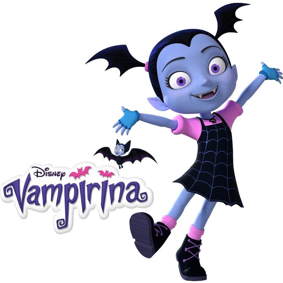 Картинки вампирины из мультика