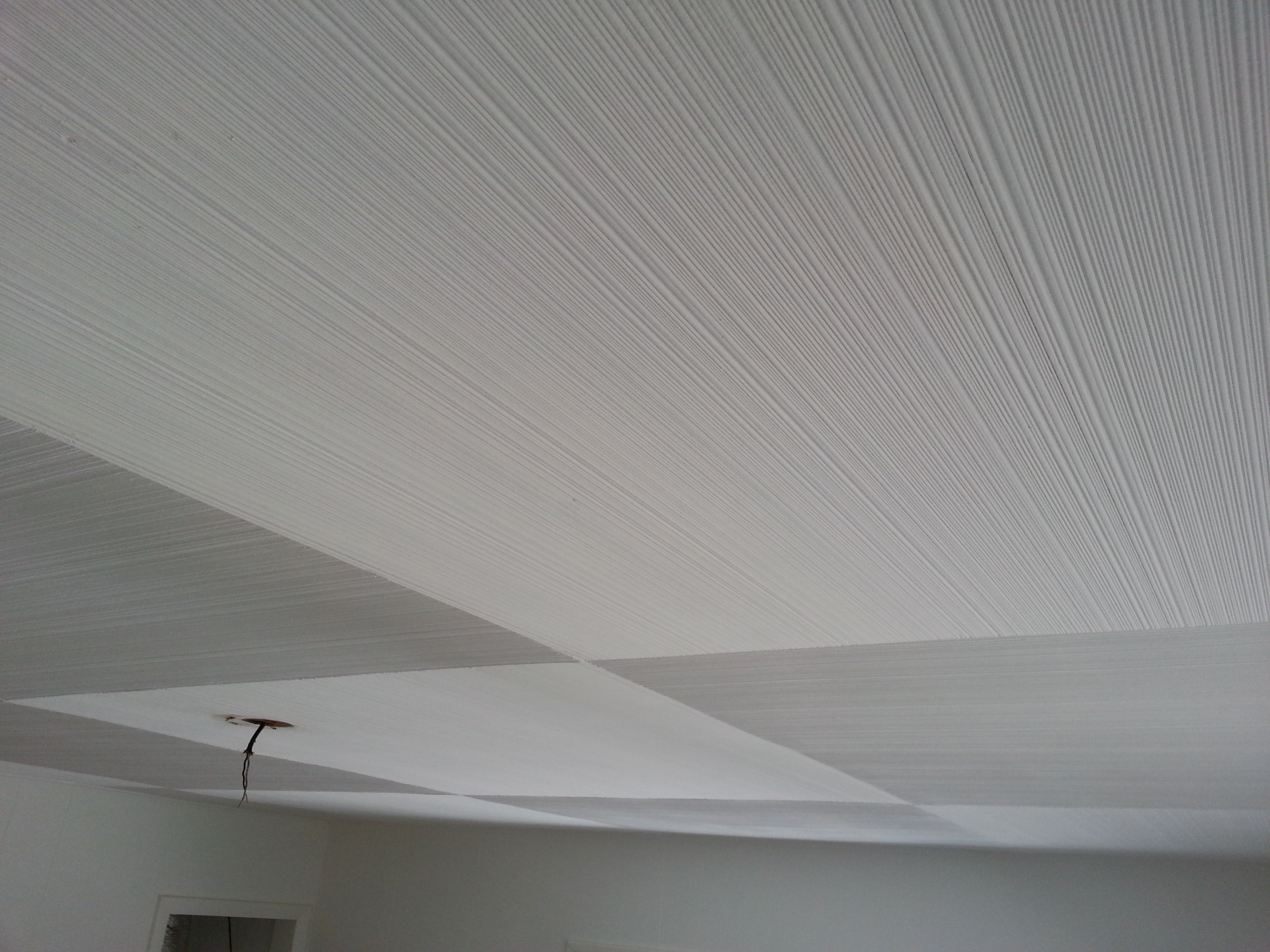 Weldtex ceiling tiles examples of weldtex use aka combed or weldtex ceiling tiles dailygadgetfo Choice Image