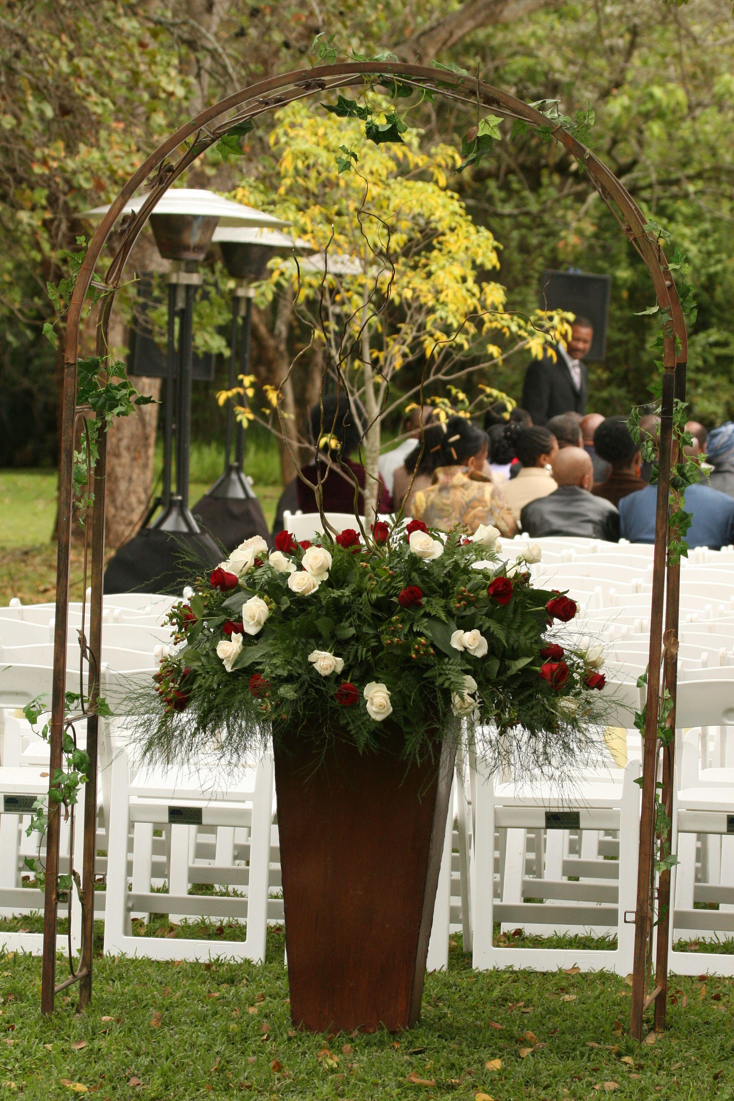 Garden Trellis For Wedding 5 Tips for the Perfect Outdoor Wedding ...