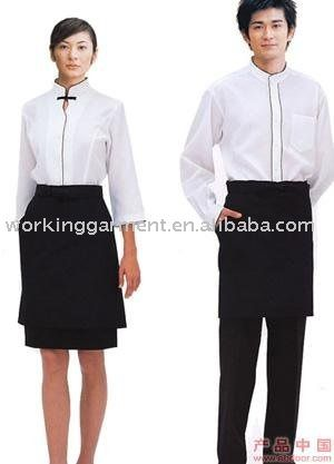 Hotel staff uniforms inspiration for school projects for Uniform spa italy