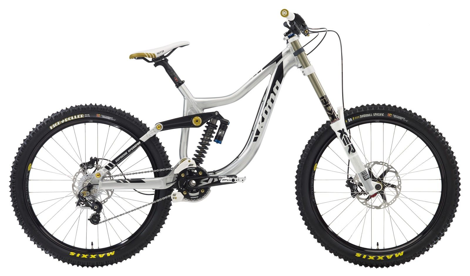 This updated bike, which is the top-of-the-line model of the 2012 ...