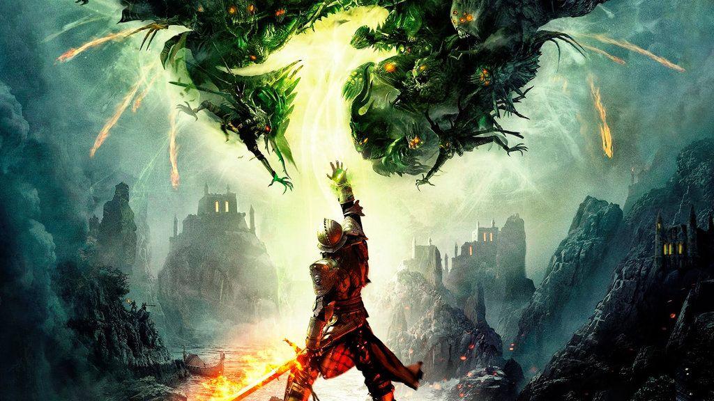Free Wallpaper | Desktop wallpaper: Dragon Age Inquisition ...