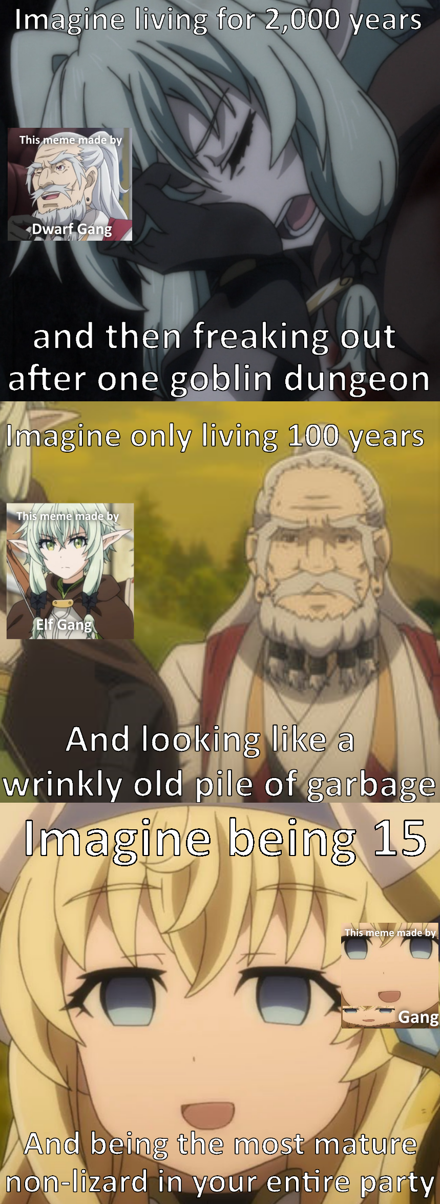 5 Great anime memes Anime memes otaku, Anime funny