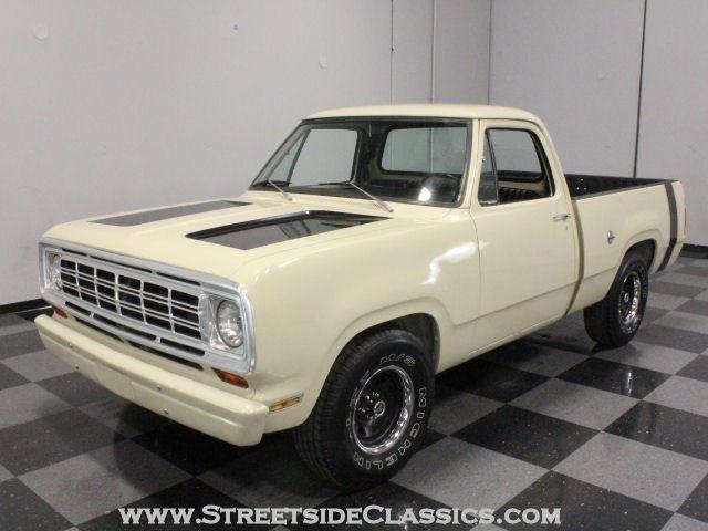 1974 dodge w100 truck