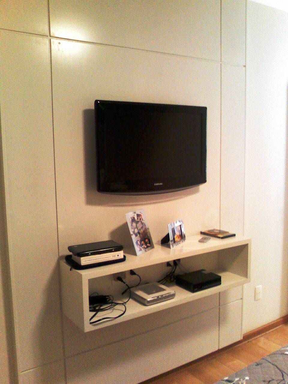 Movel De Televis O 30cm Google Search Suite Pinterest  ~ Painel De Tv Para Quarto Com Nicho