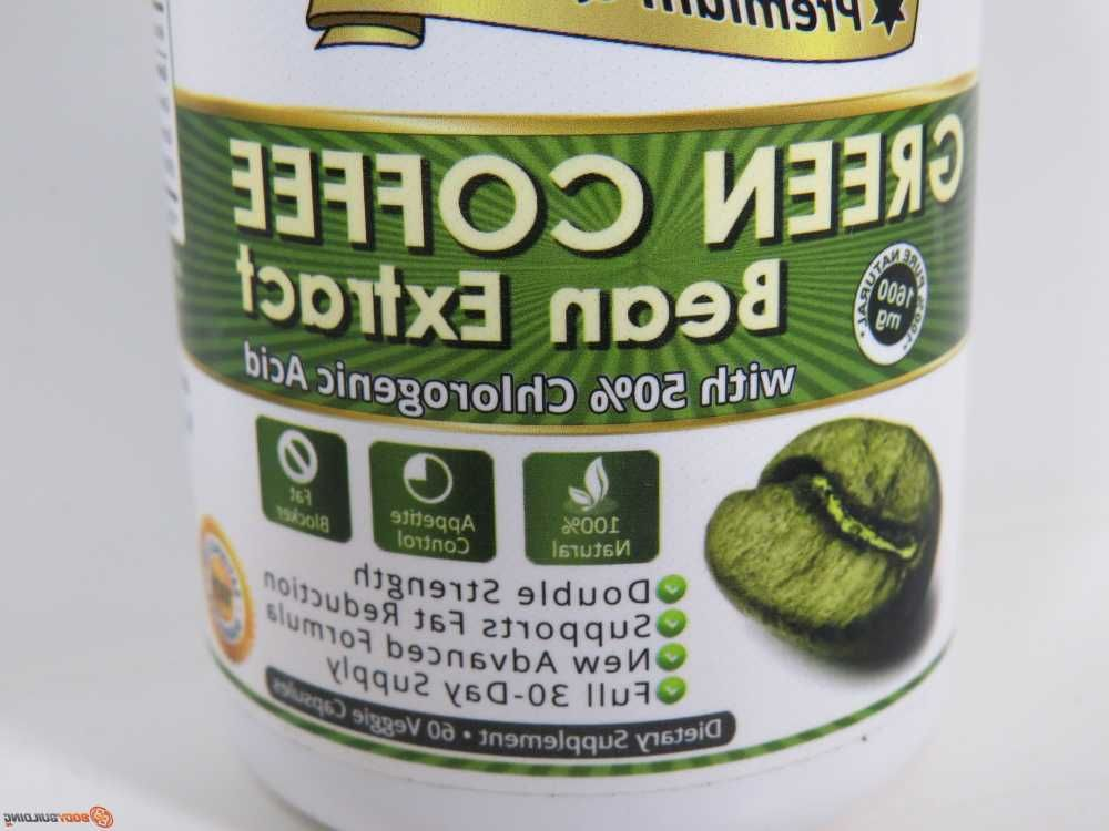 Nutrition Forest Green Coffee Bean Extract Bodybuilding Singapore