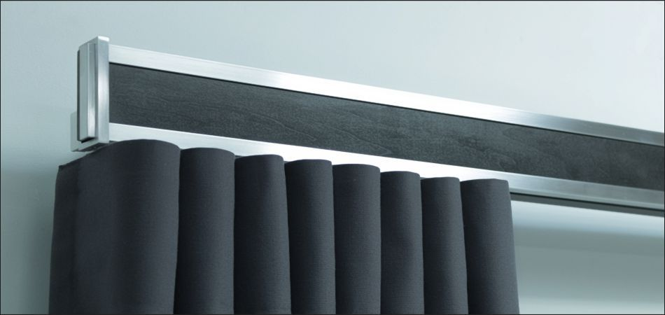 Decorative Drapery Hardware Curtain Rods Drapery Hardware Wood