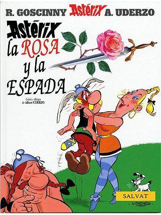 Pin Van Astérix Op Asterix En Español Stripboeken Zwaard Strip