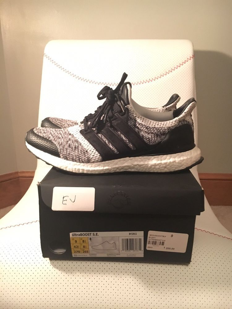 ed091c29c Adidas Ultra Boost SNS X Social Status Size 9 with Original Box  fashion   clothing  shoes  accessories  mensshoes  athleticshoes (ebay link)