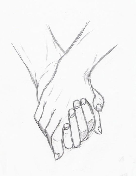 Couple Drawings Hand Drawings Love Drawings Pencil Drawings Drawings With Meaning Holding Hands Drawing Relationship Drawings Sketch Ideas For Beginners Hold Hands