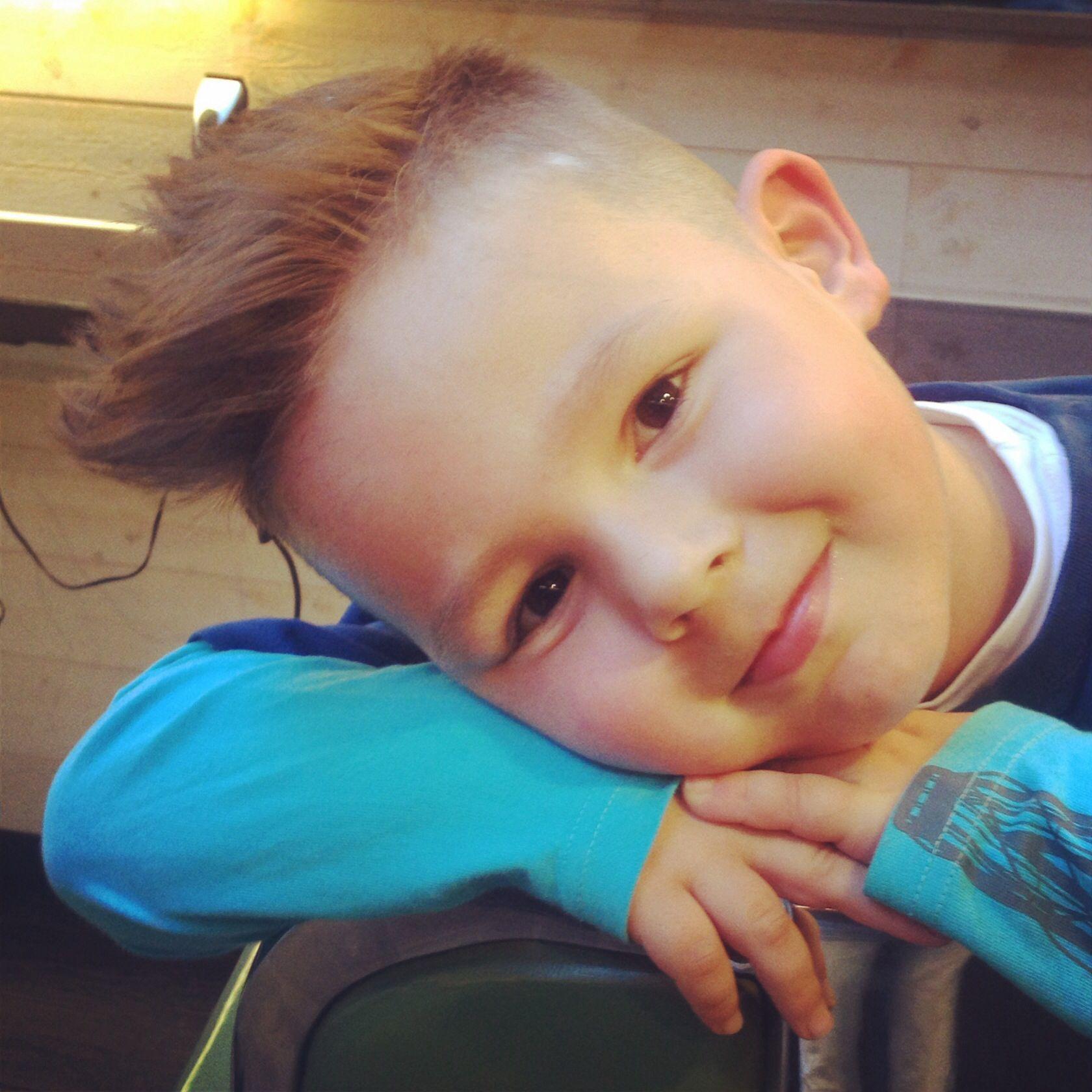My boy is a little trendsetter jimmieus barber shop pinterest