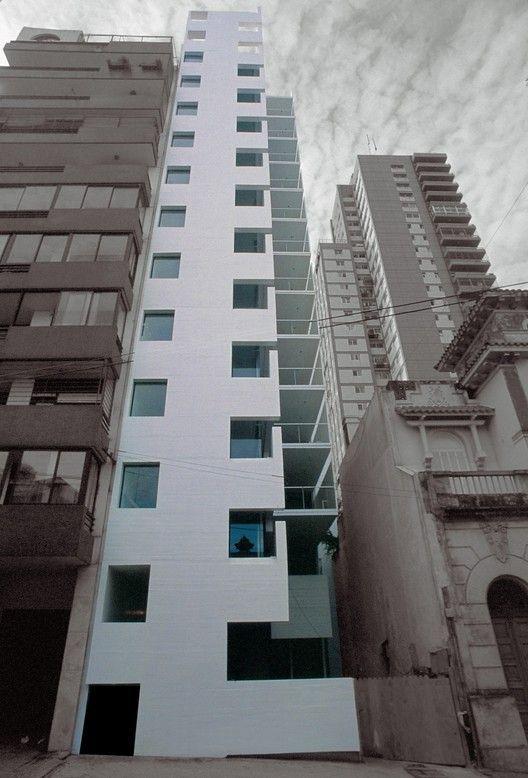 Edificio Altamira,© Gustavo Frittegotto