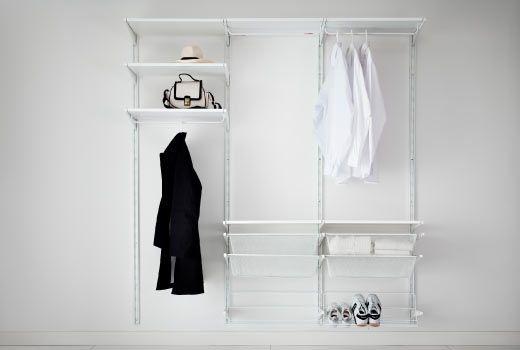 i Sistemi per organizzare IKEA vestitiALGOTarmadio qzpSUMVG