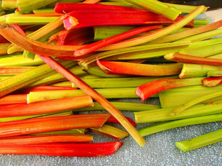 Here are three PR lessons from an unlikely source rhubarb