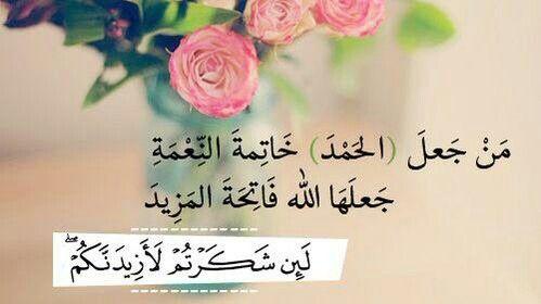 ق ل الحمدلله ߌ銙eʙƙ限م قلبك بالرض ا وينشرح ص درك باليقينߍdߒي Quran Quotes Love Islam Facts Prayer For The Day