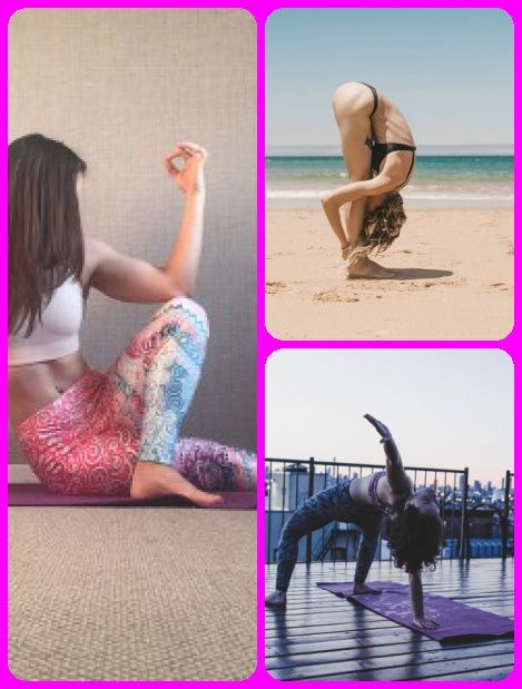 Yoga Near Me Fitness in 2020 | Yoga positions, Yoga ...