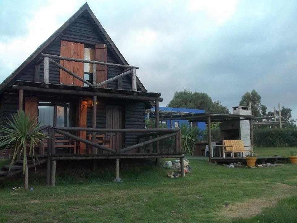 Construcci n gral caba as de troncos y madera liviana - Construccion de cabanas de madera ...