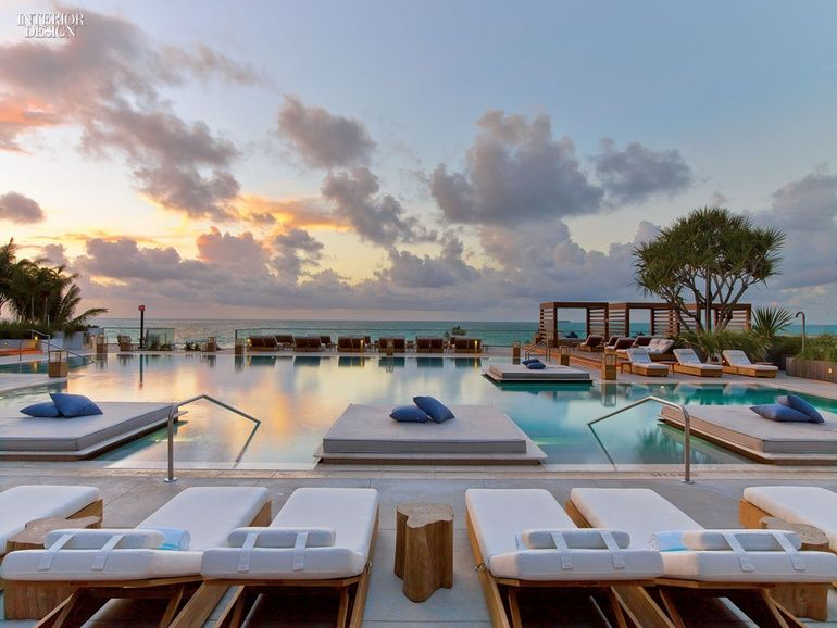You Re The One 1 Hotel S Miami Beach Debut By Meyer Davis Studio South Beach Hotels Miami Hotels South Beach Miami Hotels
