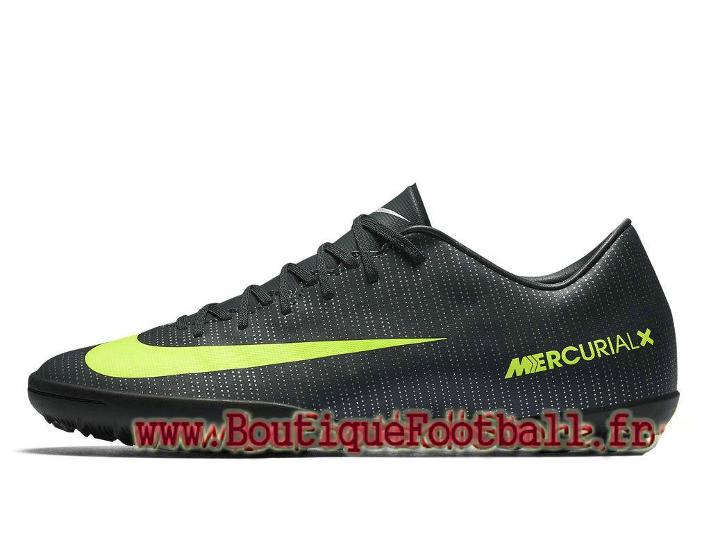 Nike Mercurial Victory VI CR7 TF Chaussure de football pour surface  synthétique pour Homme Nor Volt