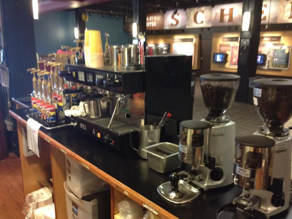 Apostrophe Cafe in Schenectady Proctors Theatre Local