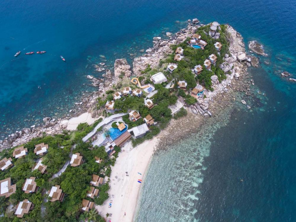Koh Tao - Turtle Island, a True Paradise in Thailand - Akisoto