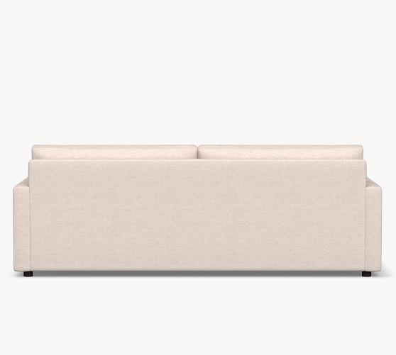 Cove Square Arm Upholstered Sofa in 2021   Upholstered sofa, Upholster, Pottery barn