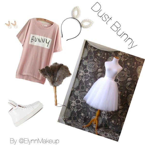 Dust Bunny - casual cute Halloween Ideas Pinterest Halloween - halloween costume ideas cute