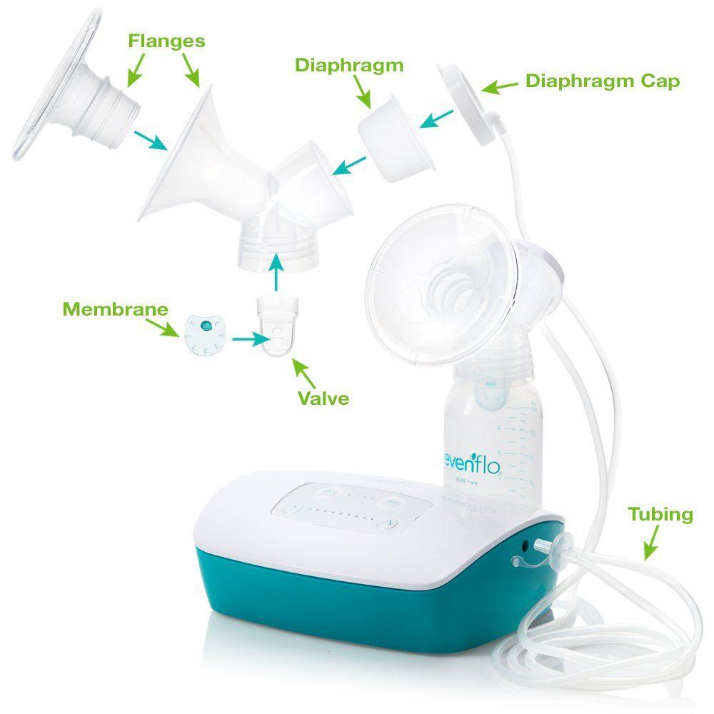 Silicone Breastfeeding Manual Breast Pump Milk Saver Suction Nursing Feeding Z