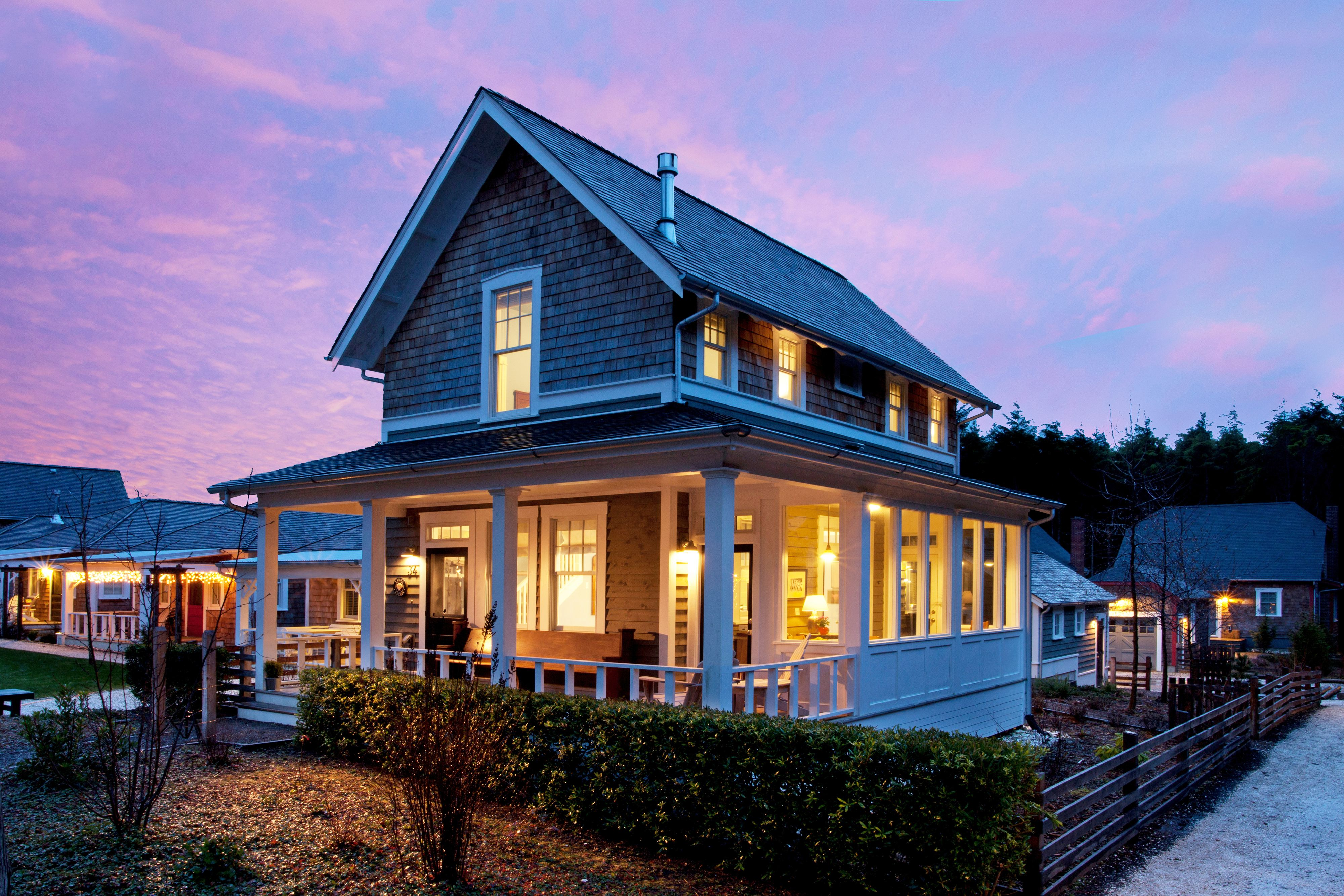 Seabrook A New Urban Resort Town Located On The Washington Coast Has Launched