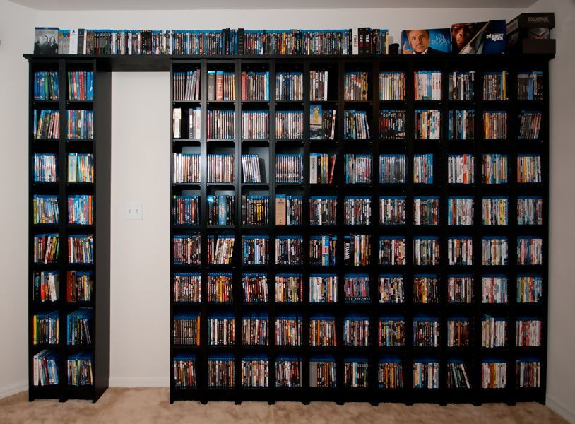 Blu Ray Collection Room Google Search