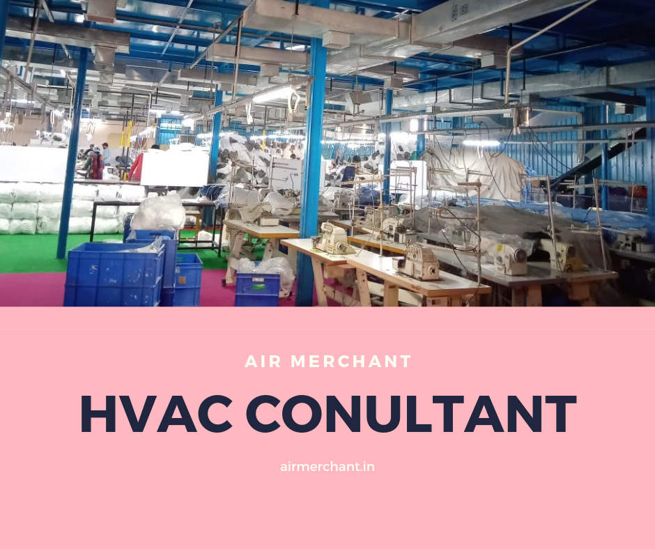 HVAC Company in Delhi, India. With combined years of