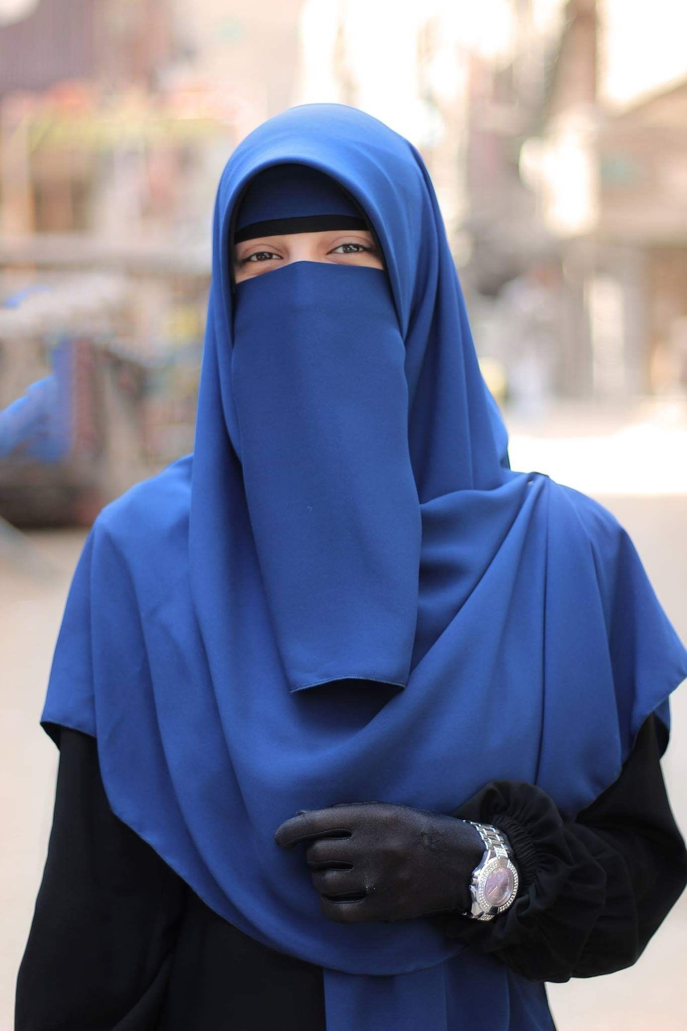 Versions Share C By Rhendy Hostta Thank You For Visiting My Pin In Pinterest In 2020 Niqab Fashion Niqab Beautiful Muslim Women