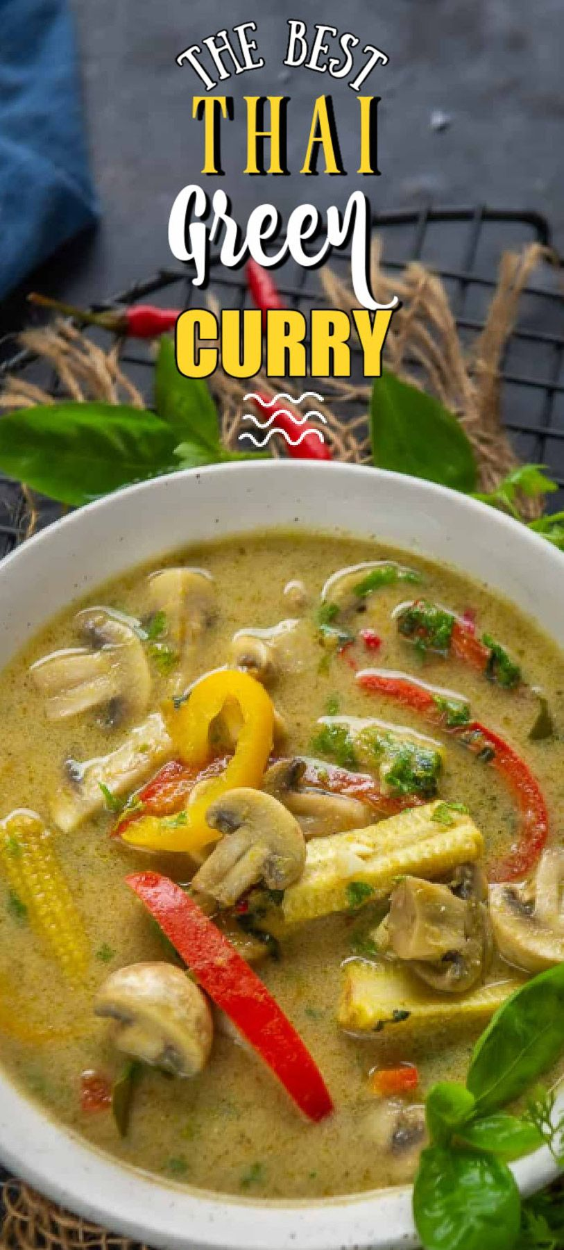 Remarquable  Mot-Clé Best Thai Green Curry Recipe