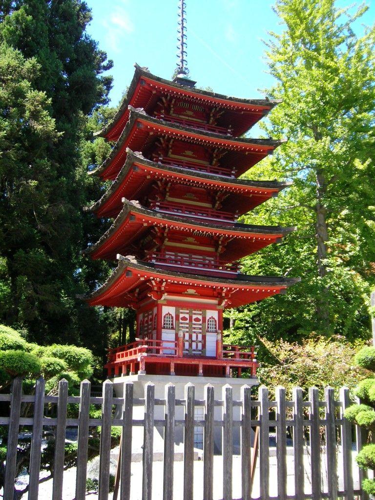 golden gate park japanese tea garden golden