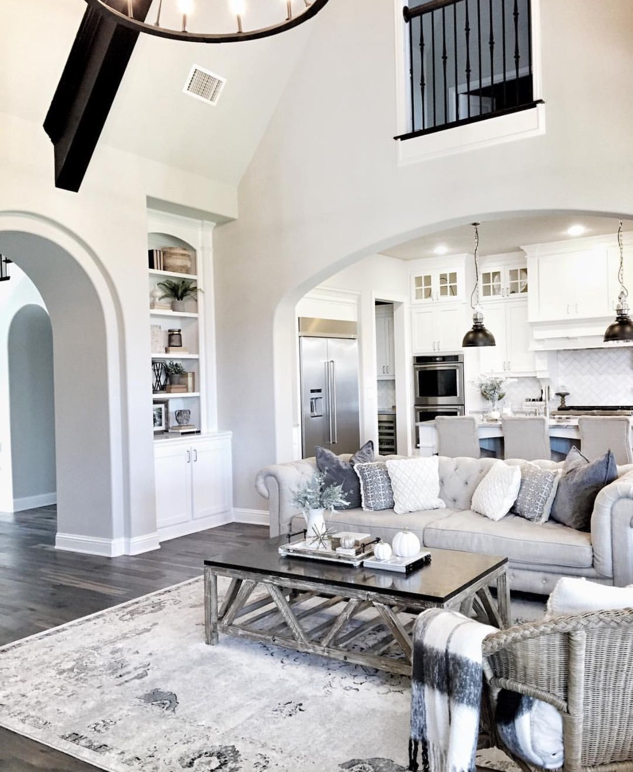 Living Room Designs, Living Rooms, Family Rooms, Home Design, Interior  Design, 3 Kids, Paint Colors, Home Decor Ideas, Dallas