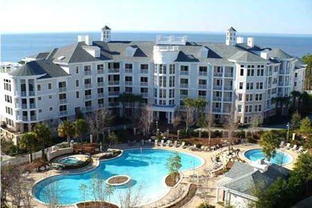 Airbnb: Luxury 3rd Floor Sandestin Studio  in Miramar Beach (Baytowne Wharf) - Get $25 credit with Airbnb if you sign up with this link http://www.airbnb.com/c/groberts22