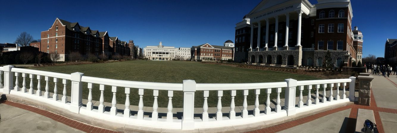 Belmont University campus