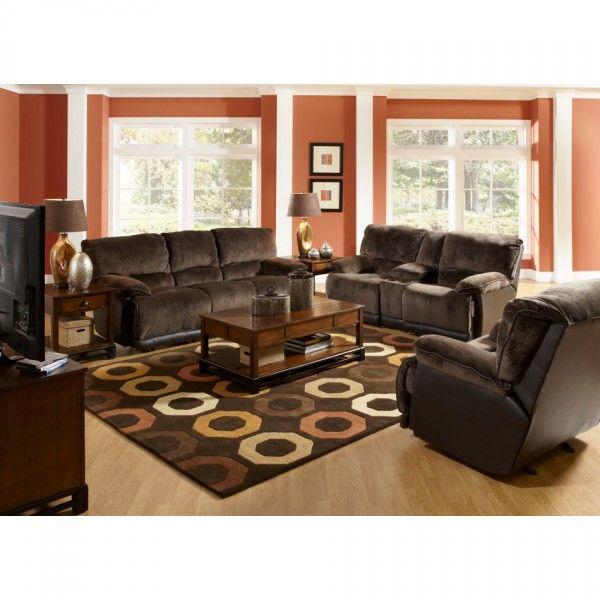 Glamorous Chocolate Brown Living Room Decor Design Ideas Of