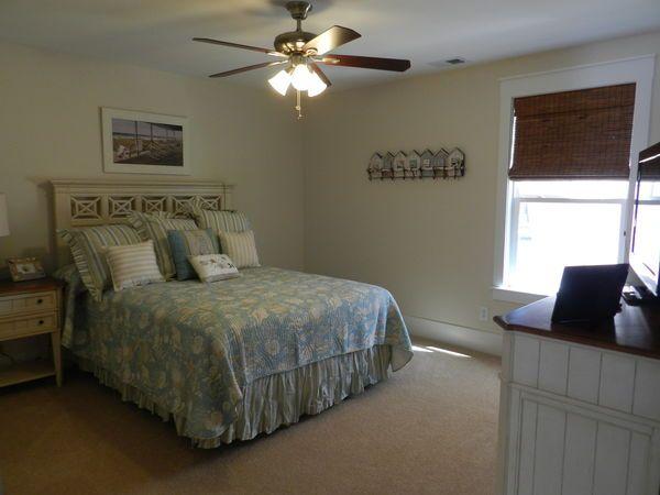Spa Villa # 9 Master Bedroom | Luxury cottage