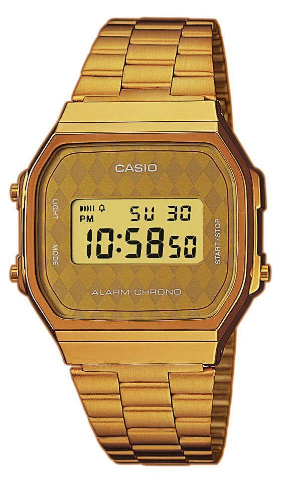 6ffa388e5e6f Mi casio dorado. I love it!