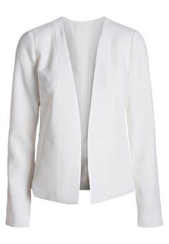 Pieces - Blazere - white