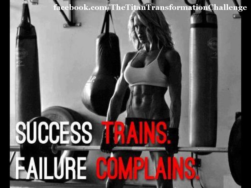 """Everyone doesn't neccesarily """"Need"""" a personal trainer to stand next to them while they workout. Some of you are self starters that can push yourself if only you had the proper training knowledge and guidance. That guidance has arrived ===>> www.unleashthetitan.com"""