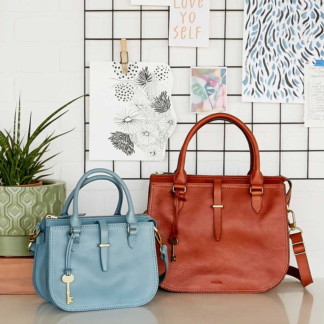 71595d05161b One big and one small, the #Ryder satchel comes in a size for everyone! 😊