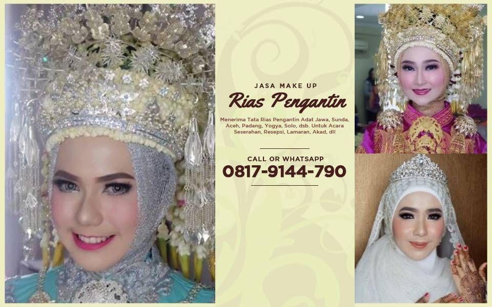 Paket Promo Jasa Rias Make Up Pengantin Pengantin Wanita Pengantin Pengantin Muslim