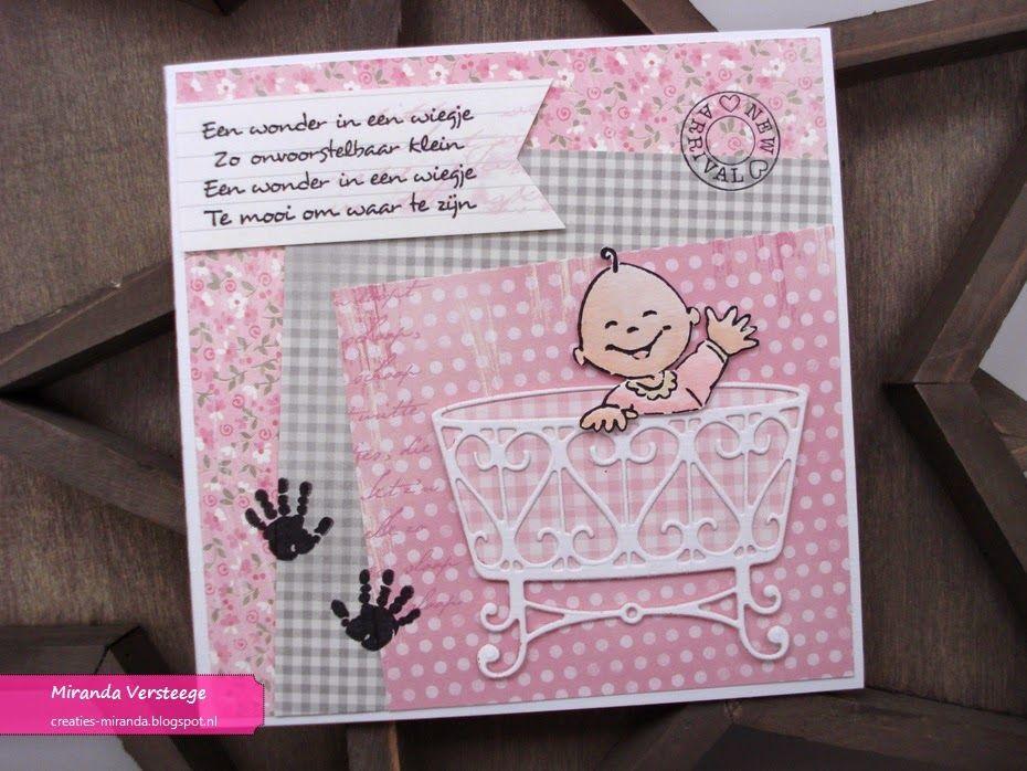Miranda's Creaties: Themadag #49: Heel veel baby's