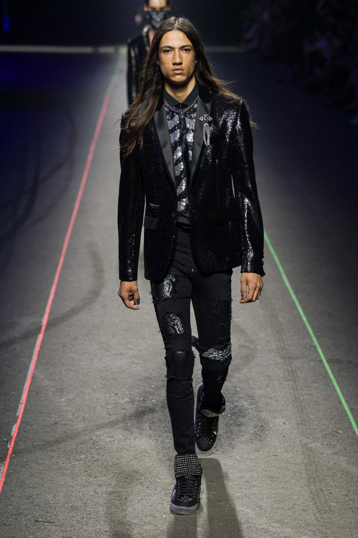Philipp Plein Spring 2020 Menswear Fashion Show(画像あり)